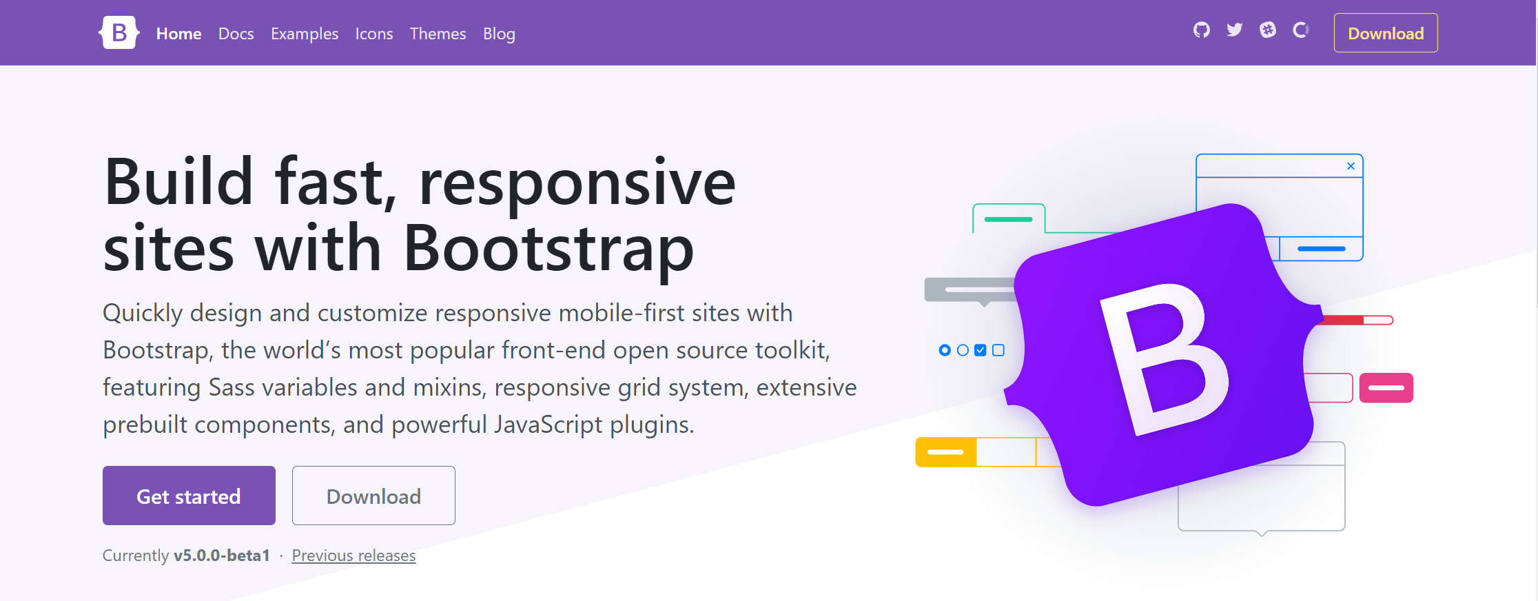 Bootstrap-cover-image