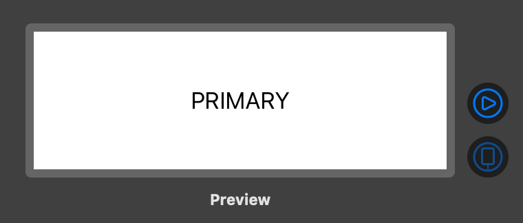 Changing the preview size in SwiftUI