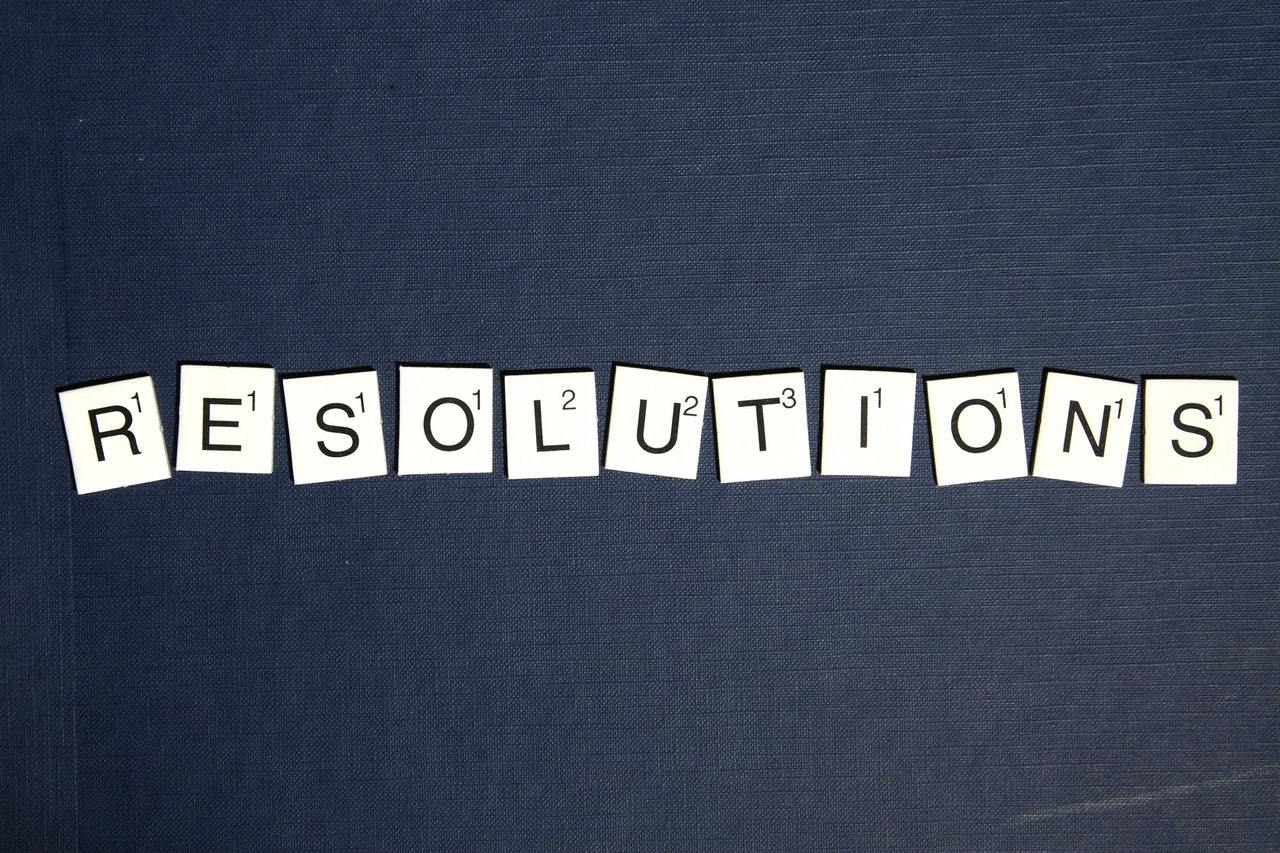 "A bad example of an Alt attribute - ""The word RESOLUTIONS spelt out in Scrabble letters. The R is worth 1 point, the E is worth 1 point, the S is worth 1 point, the O is worth 1 point, the L is worth 2 points, the U is worth 3 points, the T is worth 3 points, the I is worth 1 point, the N is worth 1 point. In total the word scores 15 points."""