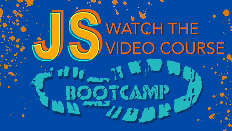 Join the 2020 JS Bootcamp