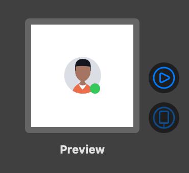 Creating a circular avatar view in SwiftUI