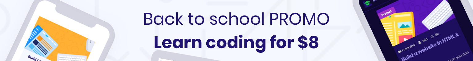 Interactive programming courses