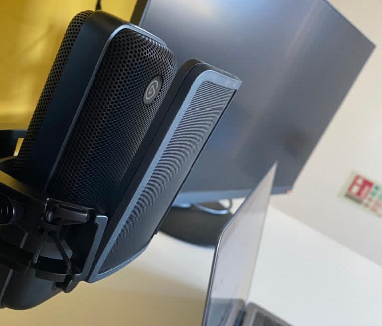 Photo of our Elgato Wave 3