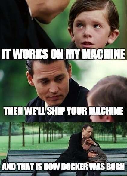It Works On My Machine