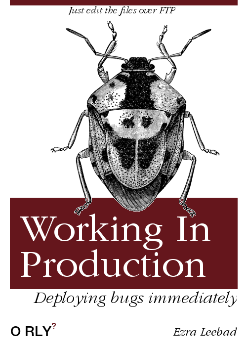 work-in-production