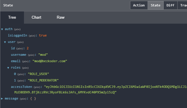react-redux-jwt-authentication-token-example-redux-devtools-extension