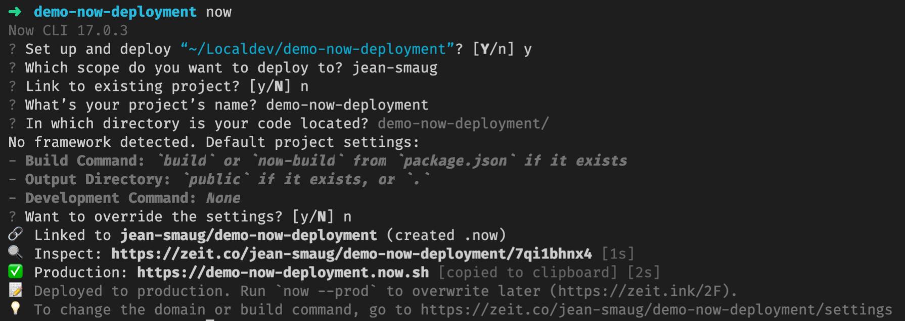 now-cli-deployment