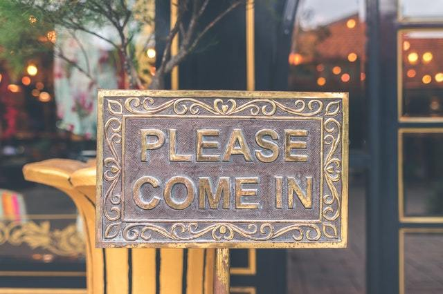 Please, come in and be nice!