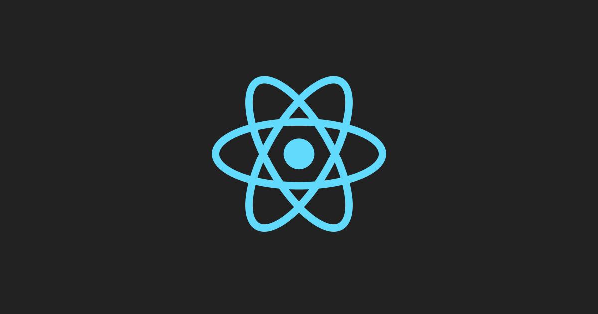 ReactJS logo