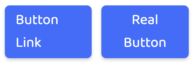 link and button within reduced viewport