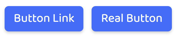 link and button with size styles