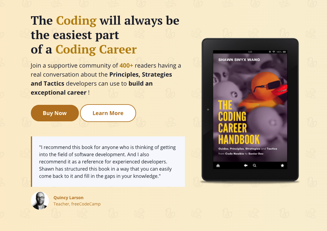 Coding Career Site