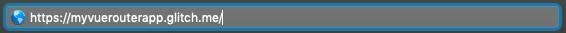 Vue Normal URL
