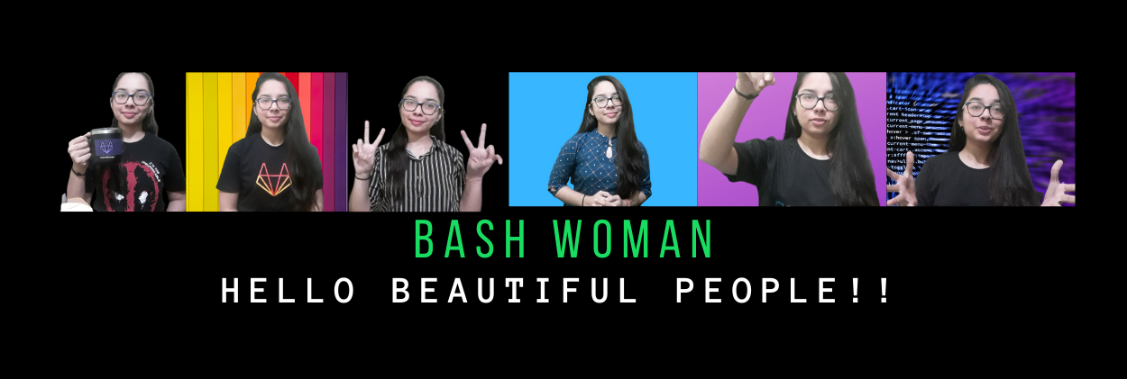 YT Bash Woman