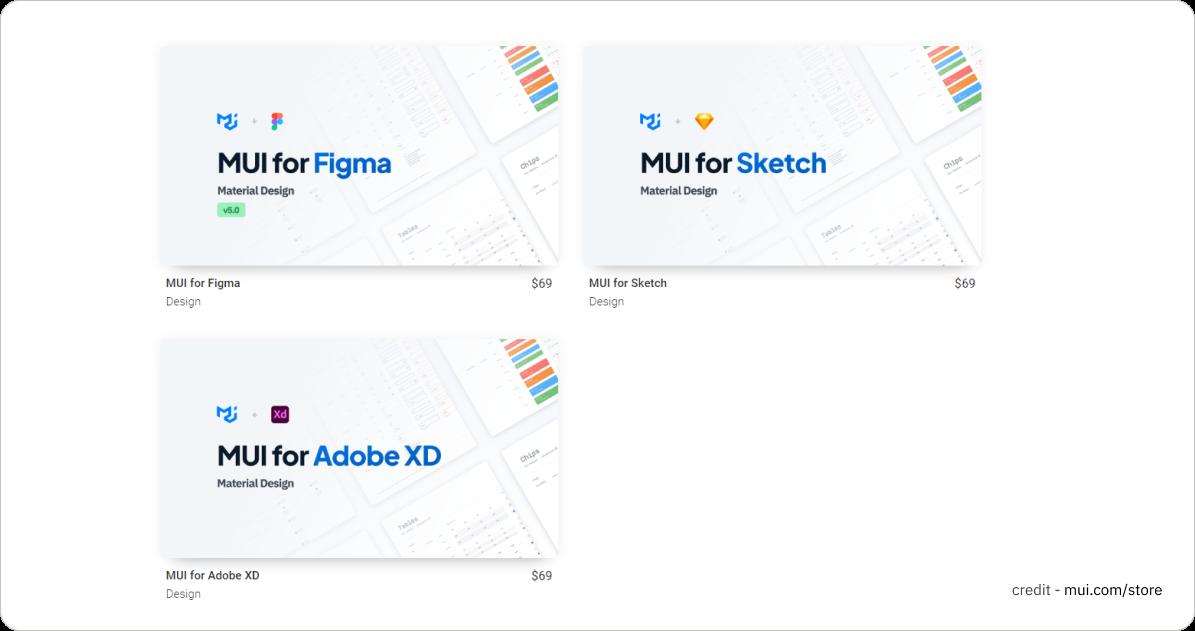 mui-designkits