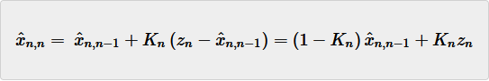 State Update Equation