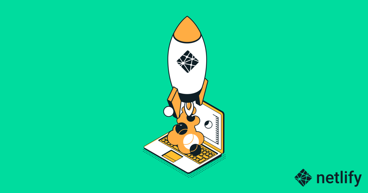 Open Graph Image embedding the rocket