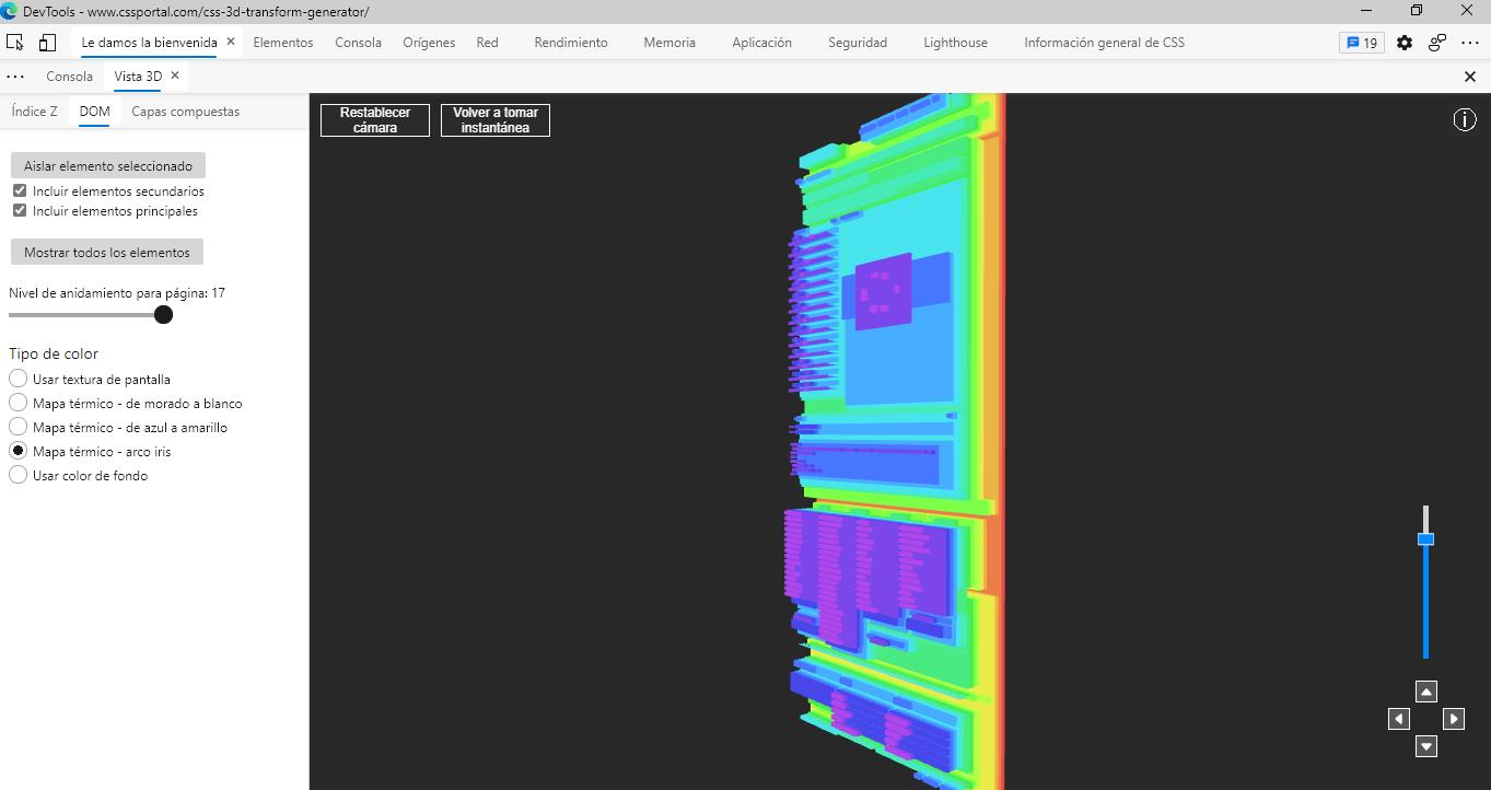 3D view Microsoft Edge
